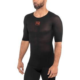Compressport 3D Thermo UltraLight Hardloopshirt korte mouwen zwart